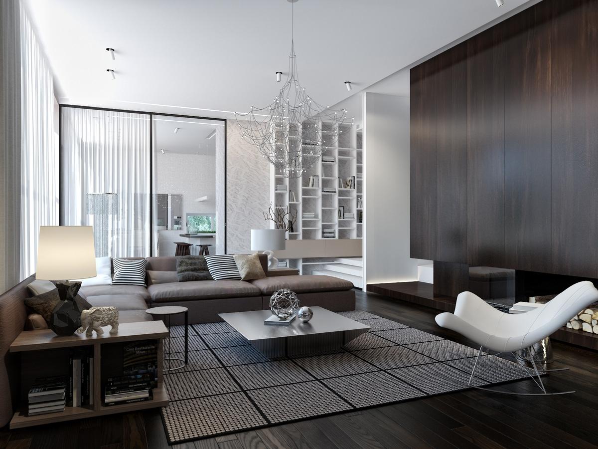 Thiết kế nội thất phòng khách theo phong thủy chuẩn nhất 2020