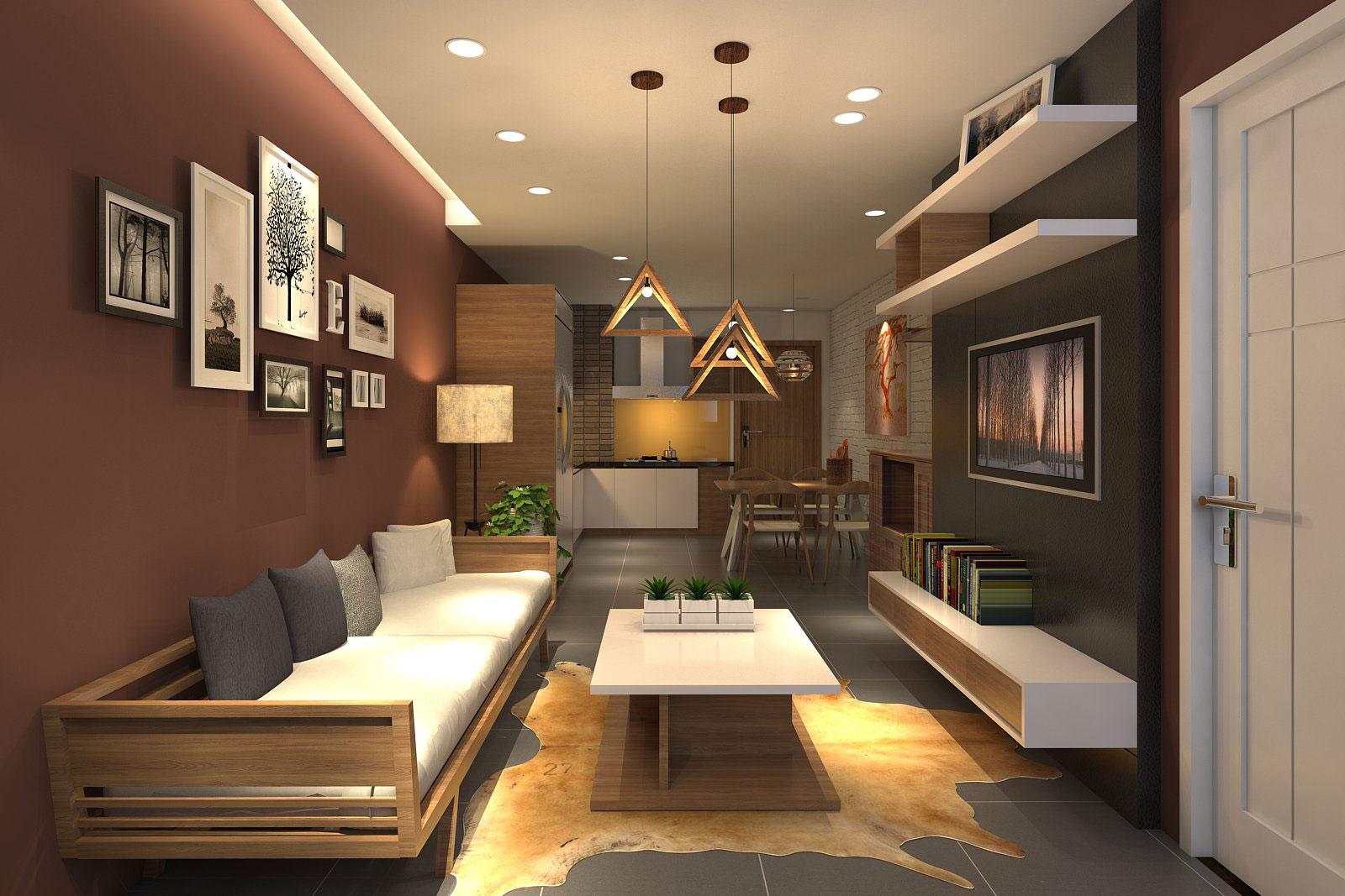 Thiết kế nội thất tại quận 12